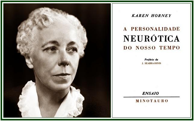 A Personalidade Neurótica do Nosso Tempo