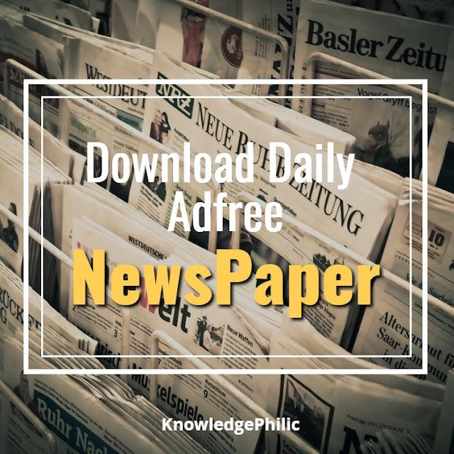 21-05-2018 Adfree The Hindu, Indian Express, Dainik Jagron NewsPaper PDF Download
