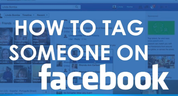 How To Tag People In Facebook Page