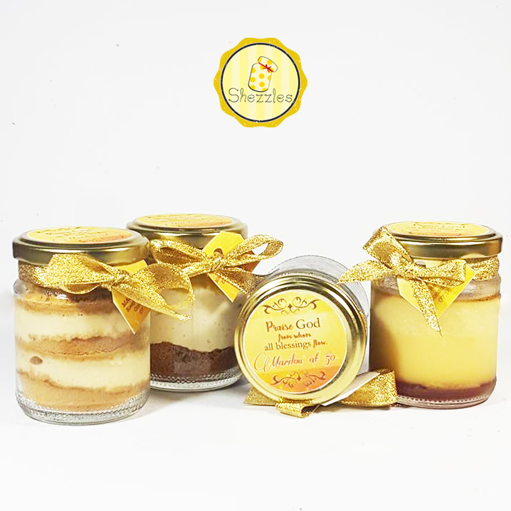 Shezzles Dessert In A Jar Birthday Giveaways Marilou 50