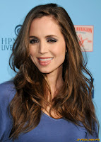 Eliza Dushku Perez Hilton Blue Ball Birthday Party in Hollywood