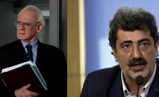 Τσοχατζόπουλος για Πολάκη: Φασιστικό προϊόν της νέας Αριστεράς!