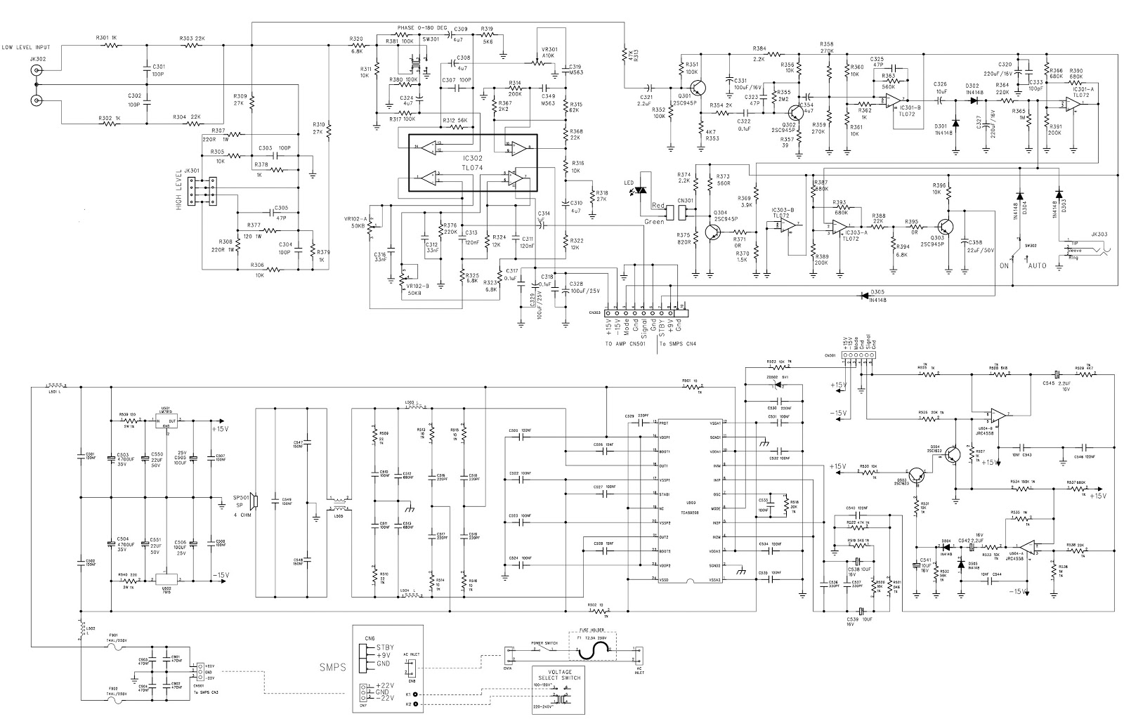 2 1 home theater circuit diagram 2 1 image wiring infinity phi 5 1 phi 2 1 compact movie and music systems circuit on 2 1 home klipsch promedia