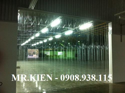 Rèm nhựa PVC ngăn bụi Công ty tnhh IMG Việt Nam