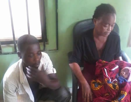 Couple arrested for selling their 3-day old baby for N300,000 in Anambra