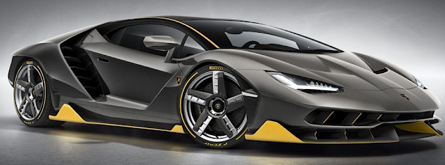 Canada Stock Journal Lamborghini Centenario