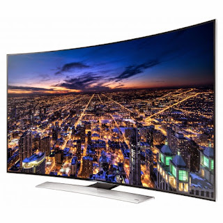 Samsung HU8500 Curved Ultra HD TV