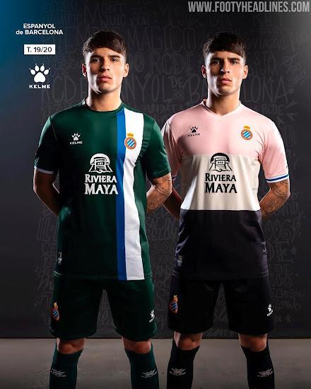 diseño exquisito pero no vulgar elige genuino Espanyol 19-20 Away & Third Kits Revealed - Footy Headlines