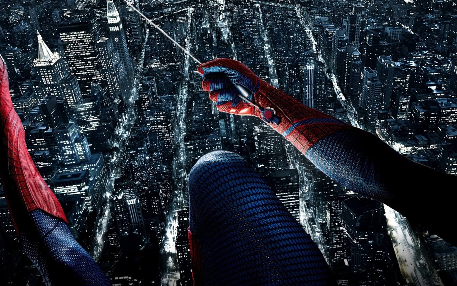 Spiderman 3 Hd Wallpapers 1080p: The Amazing Spiderman HD Wallpapers