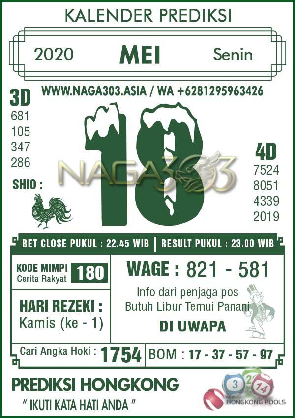 kalender prediksi naga303 hongkong