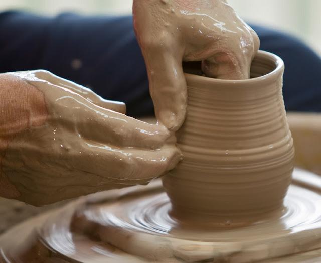 Atelies de cerâmica na Capadócia na Turquia