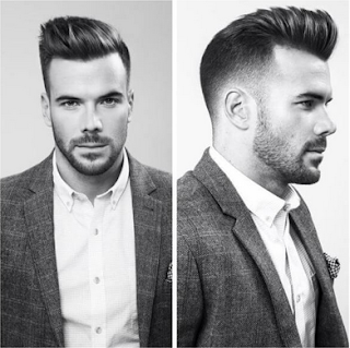 New Hairstyle men