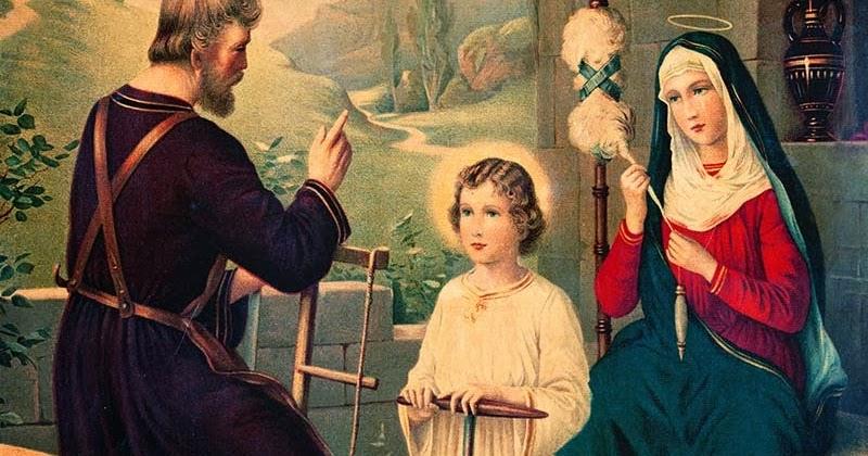 Betet Und Wachet!: Weihe An Die Heilige Familie