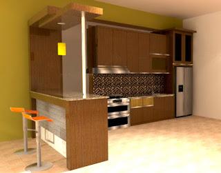 kitchen set murah surabaya sidorajo