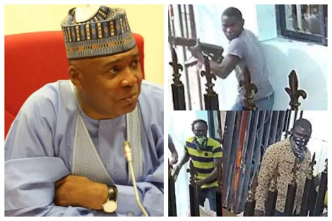Offa Bank Robbery: Saraki Reacts To Being Implicated & Linked To The Robbery