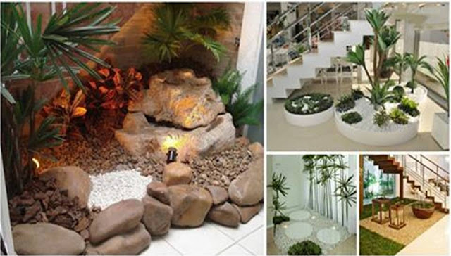 CONTEMPORARY INDOOR GARDENS YOU NEED TO SEE