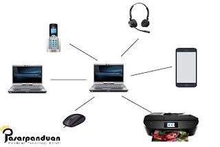 jenis jaringan pan (personal area network)