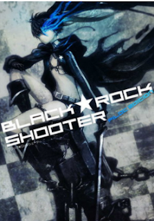 Black Rock Shooter Sub Indo Batch Eps 1-8 Lengkap +OVA