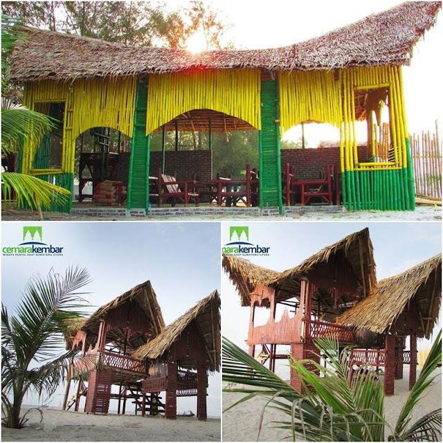 Cemara Kembar : Wisata Pantai Adat Sumatera Utara