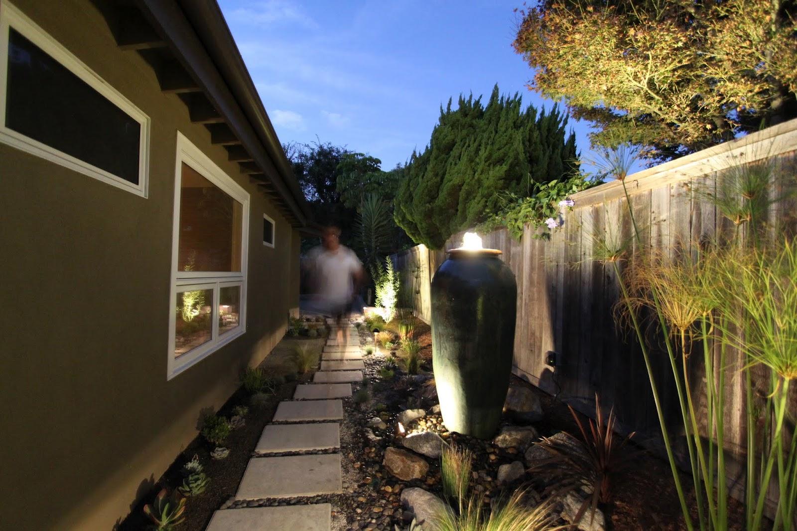 Garden Path Lighting Design Outdoor Landscape Ideas Medium