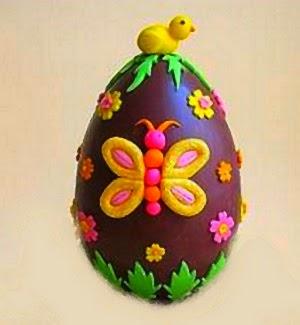 Golose dolcezze come fare e decorare le uova di pasqua - Decorare le uova per pasqua ...