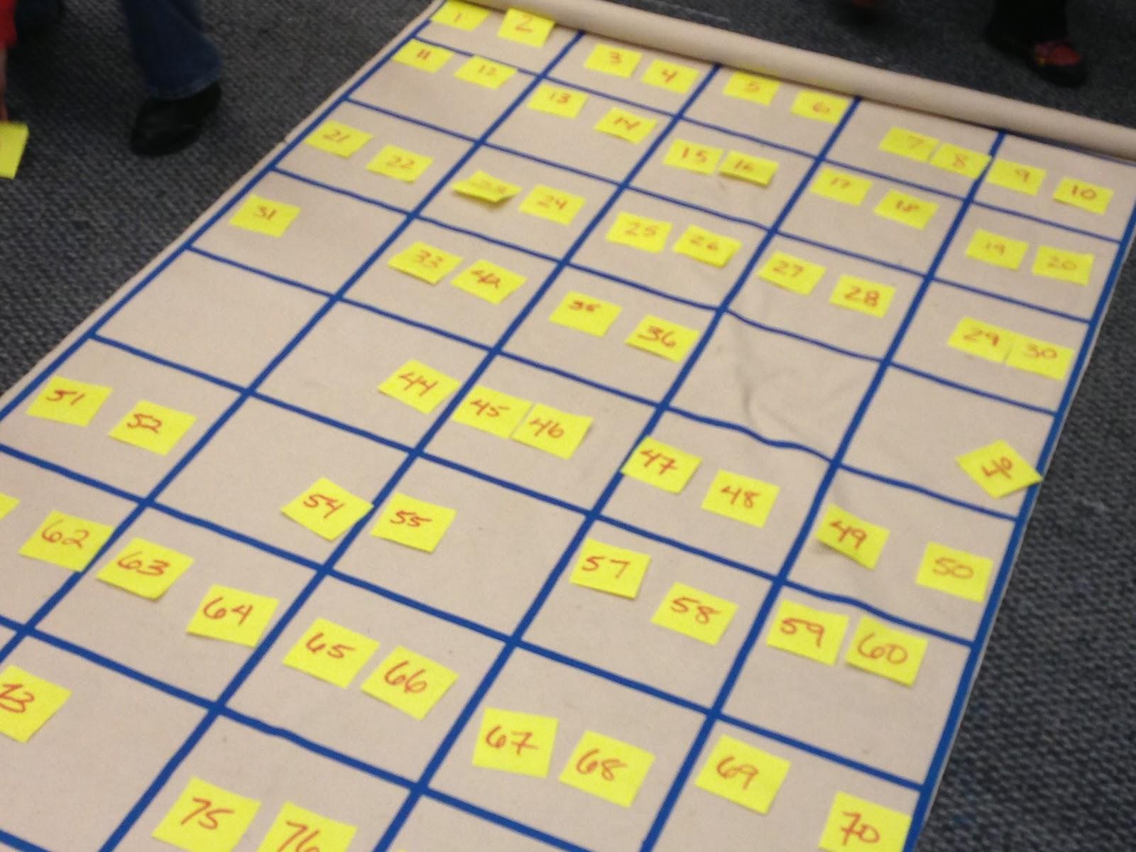 Time 4 Kindergarten Number Hunt 1 100