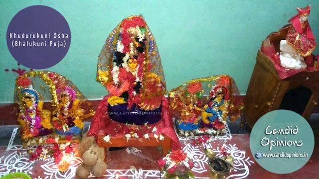 Khudurukuni Osha (Bhalukuni Puja)
