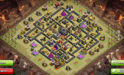 Base Anti Valkyrie th 9