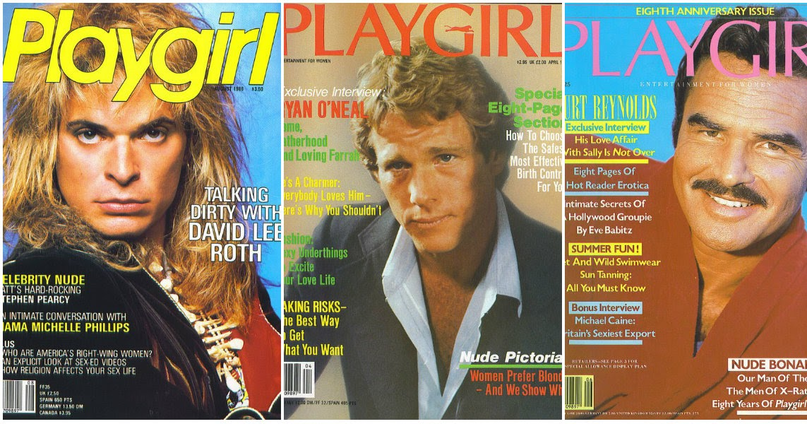 35 Attractive Men Covers Of Playgirl, A Perfect Magazine -5145