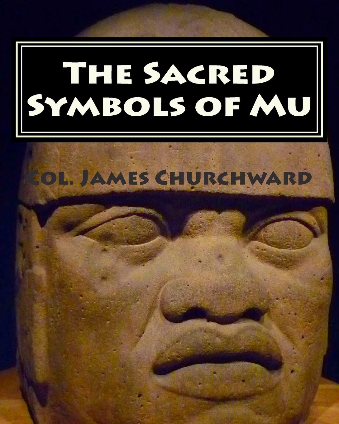 Los Símbolos Sagrados de MU por James Churchward