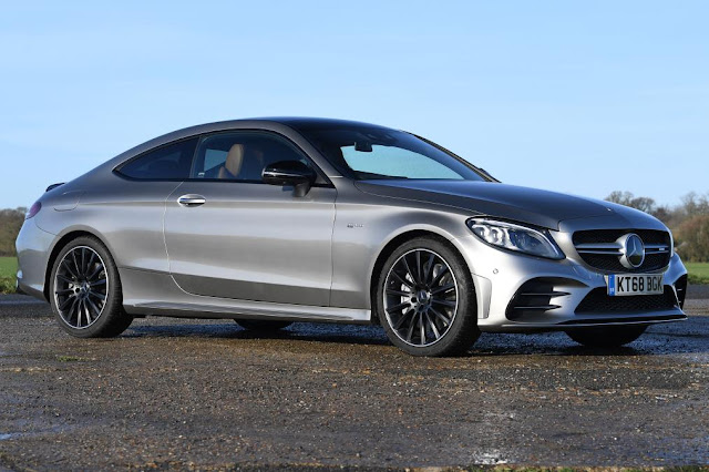 Mercedes-AMG C 43 Coupe 2019