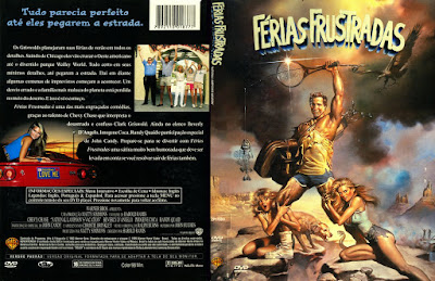 Filme Férias Frustradas na Europa (National Lampoon's European Vacation) DVD Capa