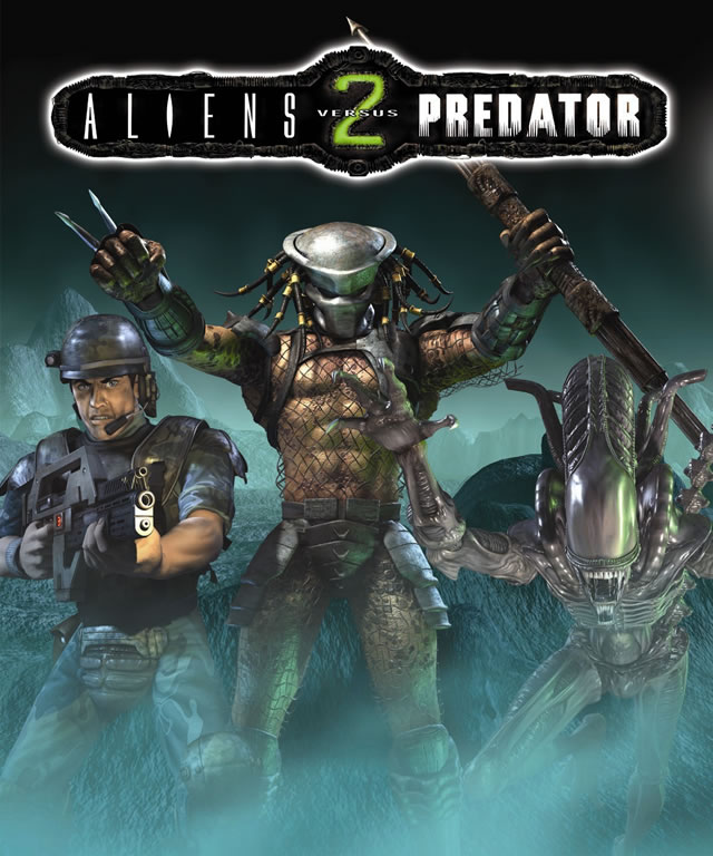 alien vs predator 2 game download