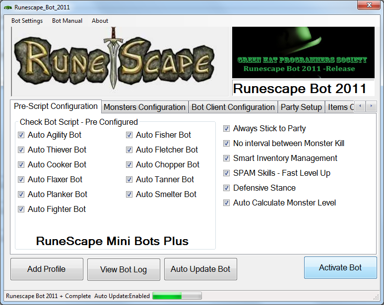 How to Write a Runescape Autoclicker with Python, Part II