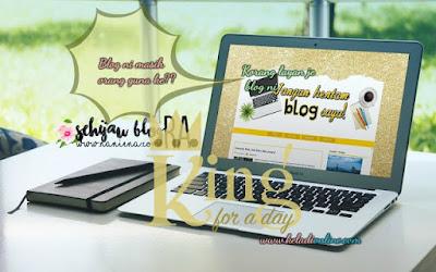 Blog sudah tidak releven?