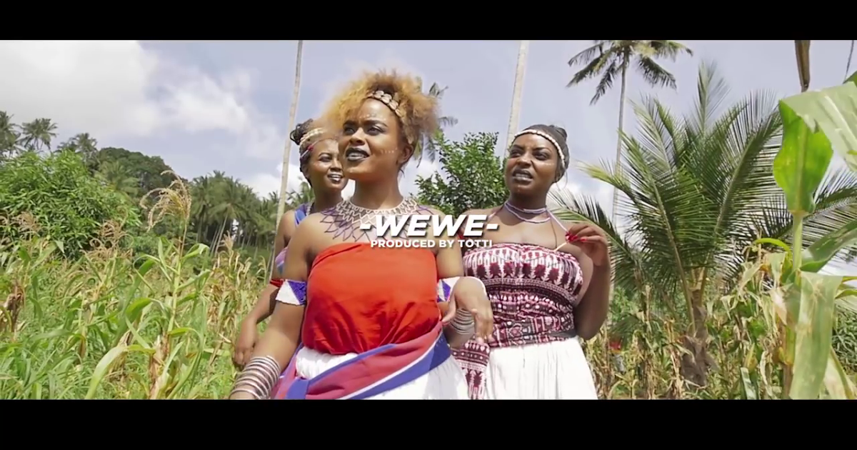 New Video Susumila Ft Avril Wewe Official Video