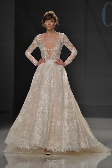 """Barcelona Bridal Fashion Week 2018"""