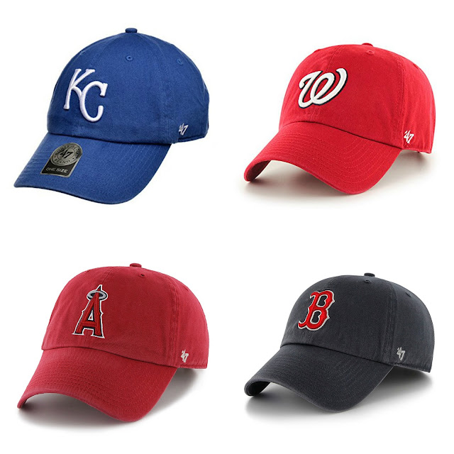 Amazon Prime: MLB '47 Clean Up Adjustable Hats are as low as $12 (reg $21)!