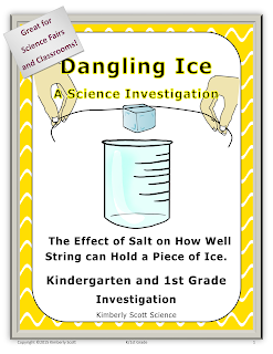 https://www.teacherspayteachers.com/Product/Dangling-Ice-Experimenting-with-Ice-and-Salt-for-Kindergarten-and-1st-Grade-2353286