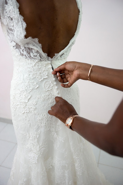 guadeloupe robe de mariée