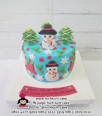 Kue Tart Natal