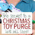 The Secret to a Christmas Toy Purge Kids Will Love