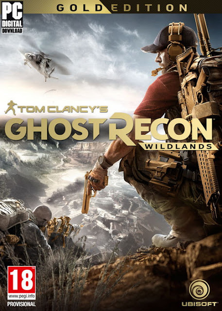 Tom Clancys Ghost Recon Wildlands Gold Edition (CPY)