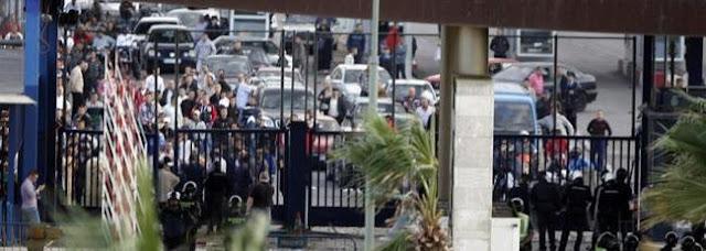 Marruecos cierra la frontera con Melilla por la aglomeración de refugiados sirios