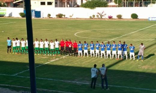 Galícia perde para o América-PE na estreia da Série D