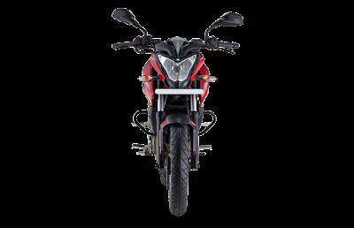 2017 Bajaj Pulsar 200NS front profile picture