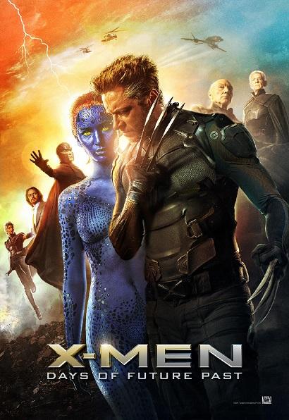 فیلم دوبله : مردان ایکس: روزهای گذشته آینده 2014 X-Men: Days of Future Past