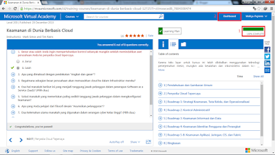 mva3 - Belajar Gratis Dengan Microsoft!