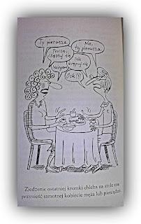 Harry Oliver Czarne koty i prima aprilis ilustracja