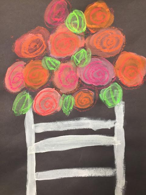 Flower Art for Kids